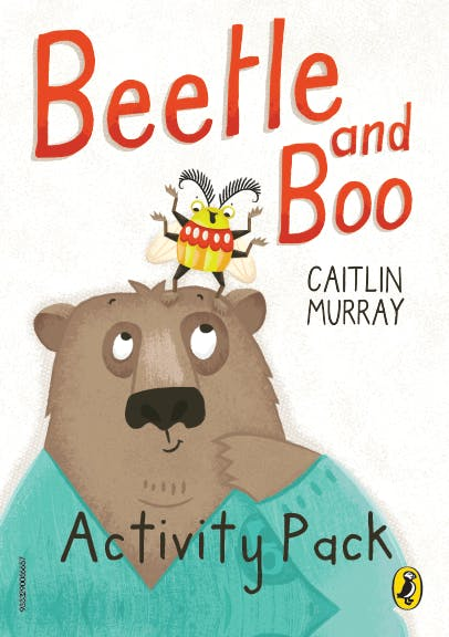 Beetle and Boo Activity Pack