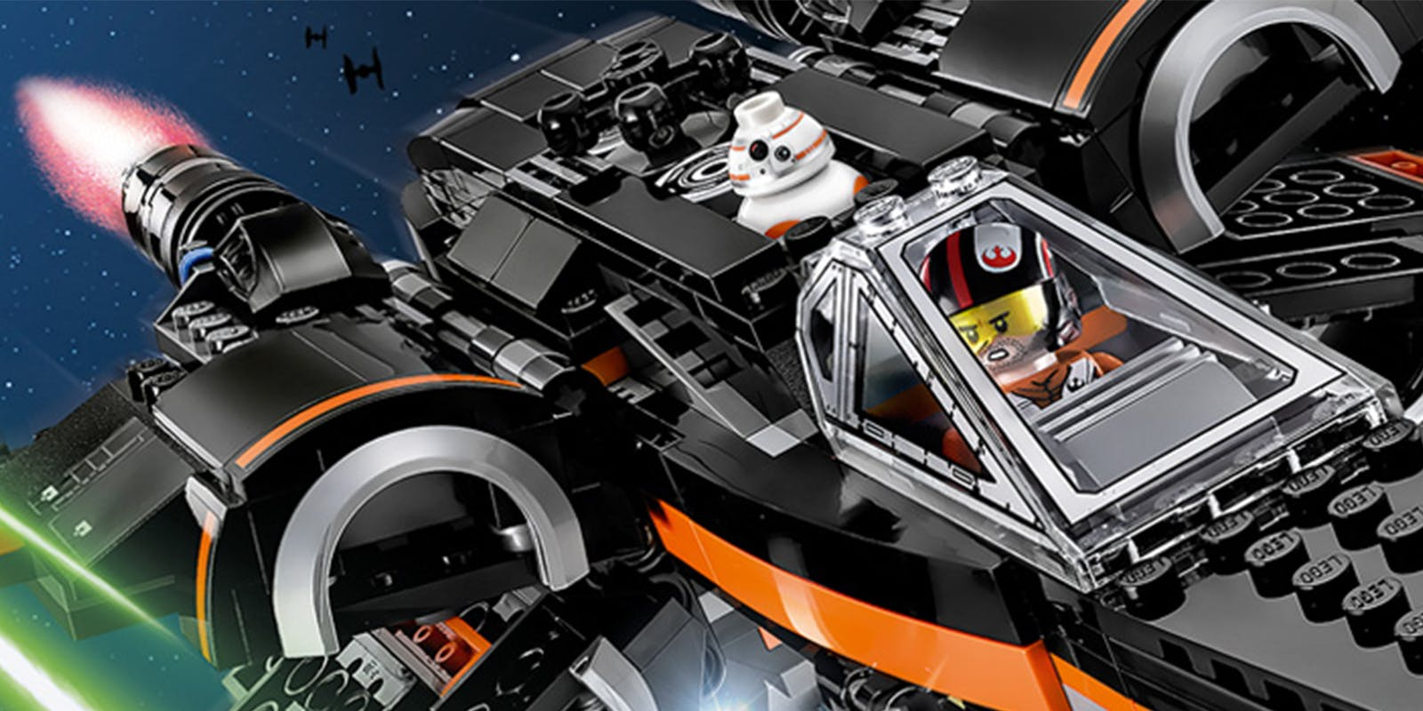 LEGO® Star Wars™ behind the scenes