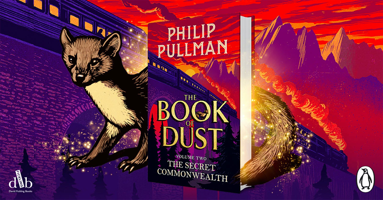 Cover and publication details for Philip Pullman's The Secret Commonwealth revealed