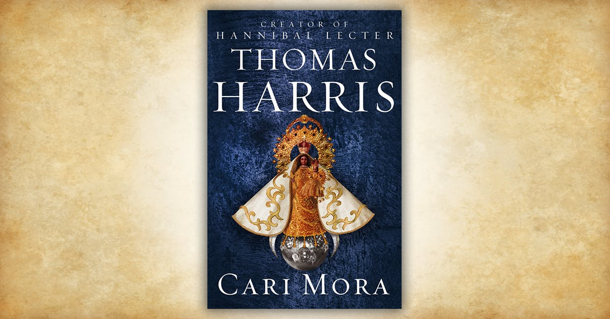 Announcing a new novel from Thomas Harris