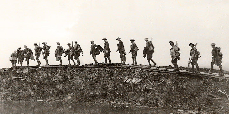 31st July 1917