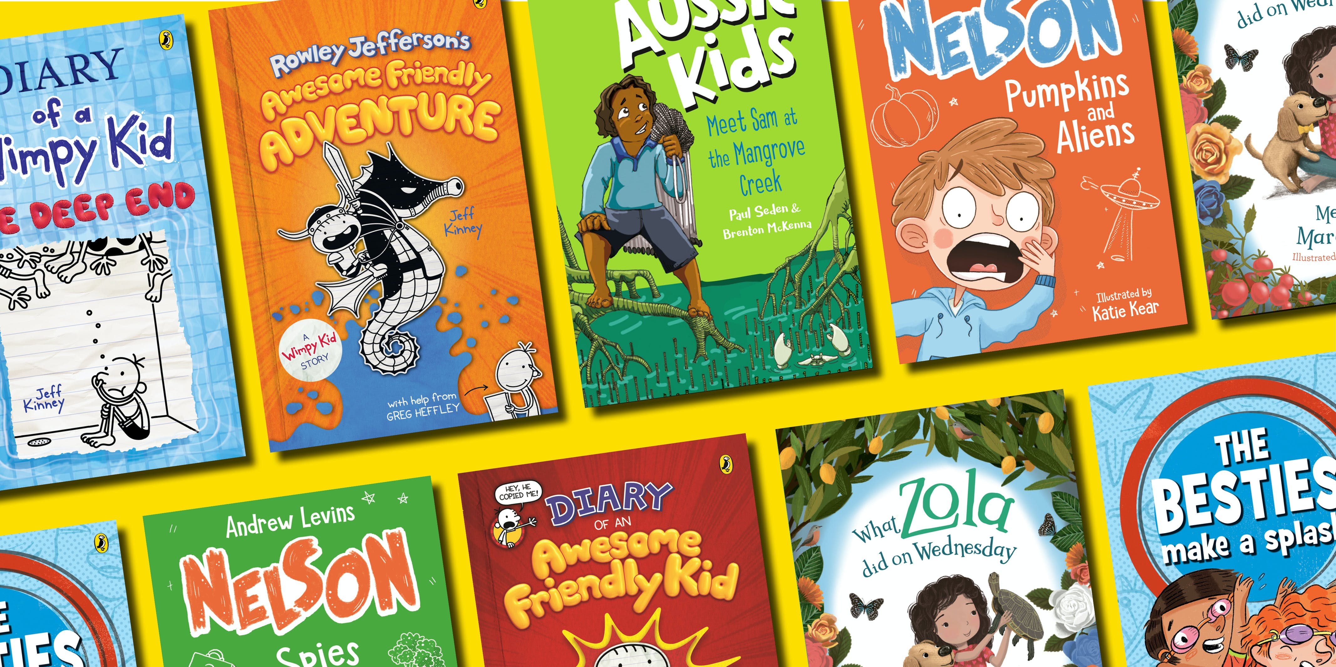 6 incredible book series to get your 7-year-old hooked on reading