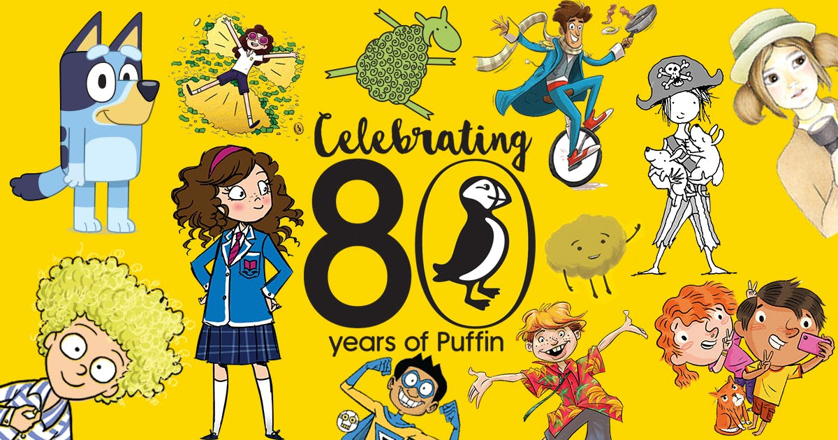 The History of Puffin Australia