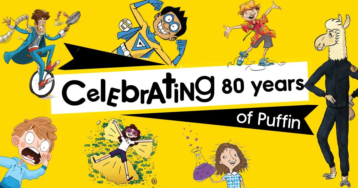 Activities to celebrate 80 years of Puffin