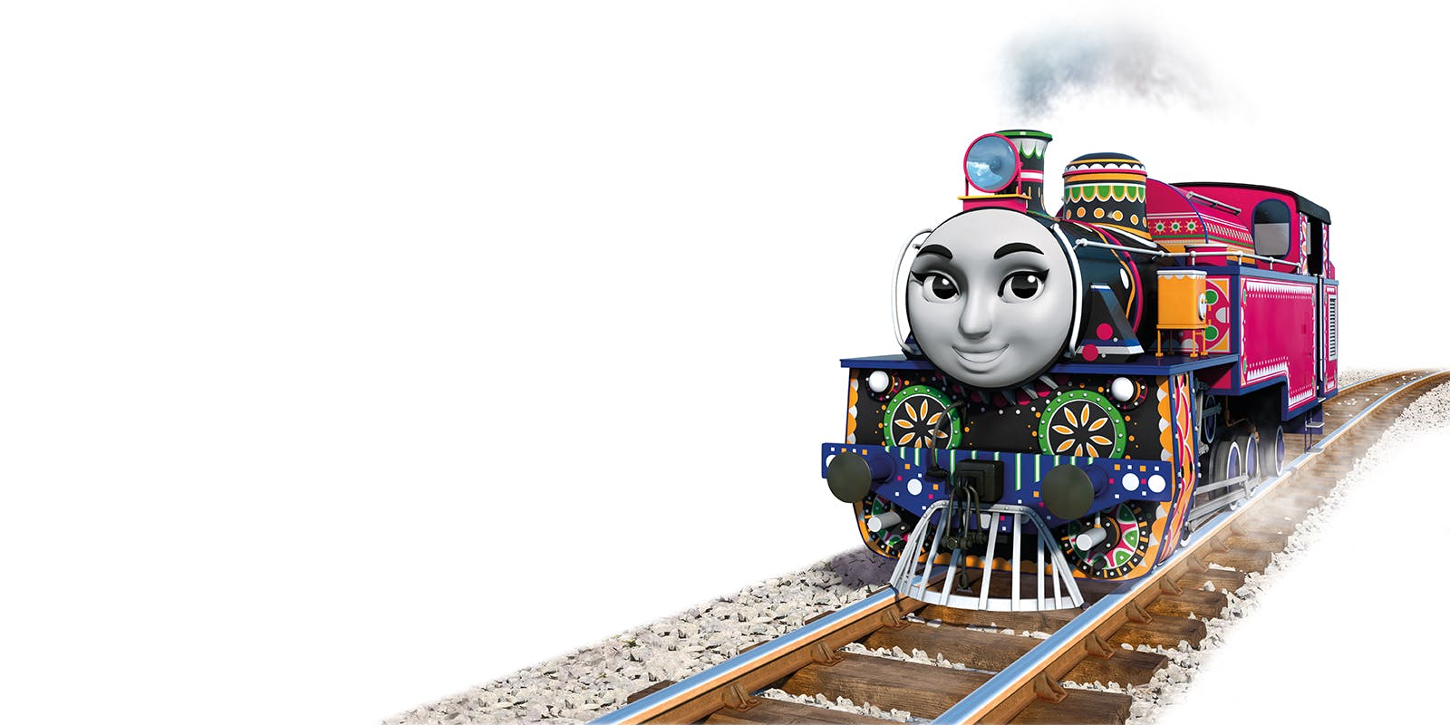 Thomas' friends from around the world
