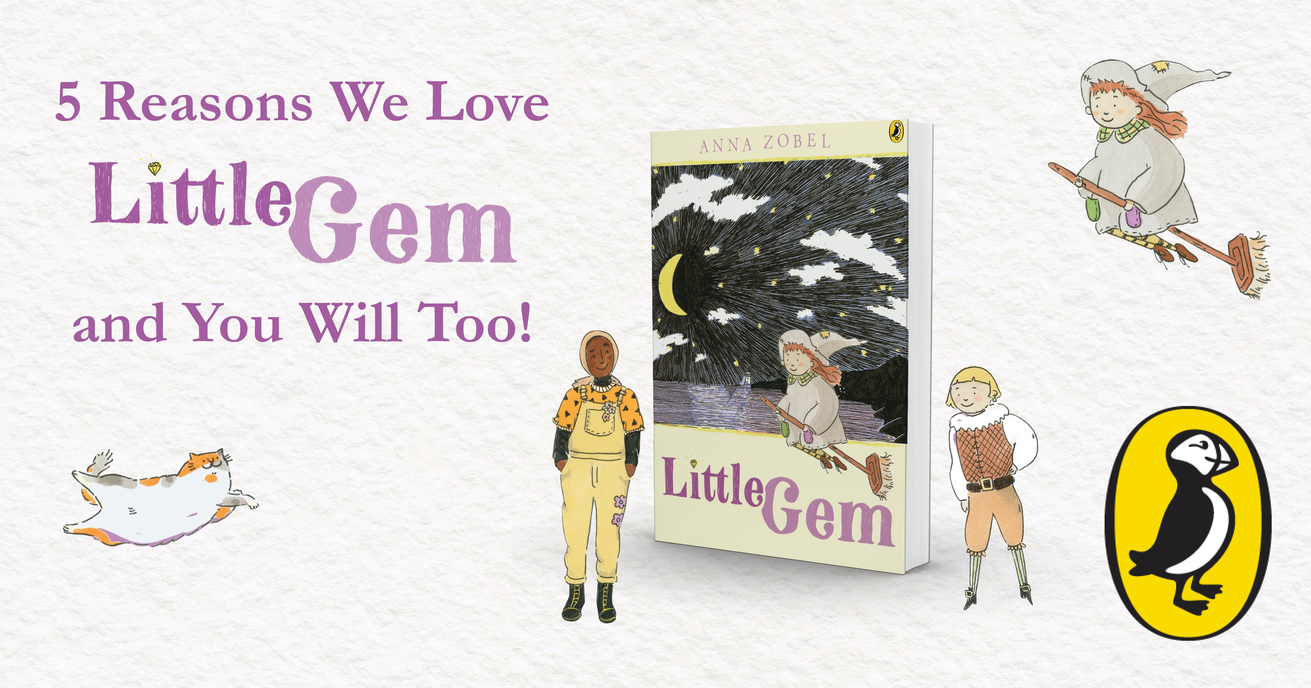 5 Reasons We Love Little Gem