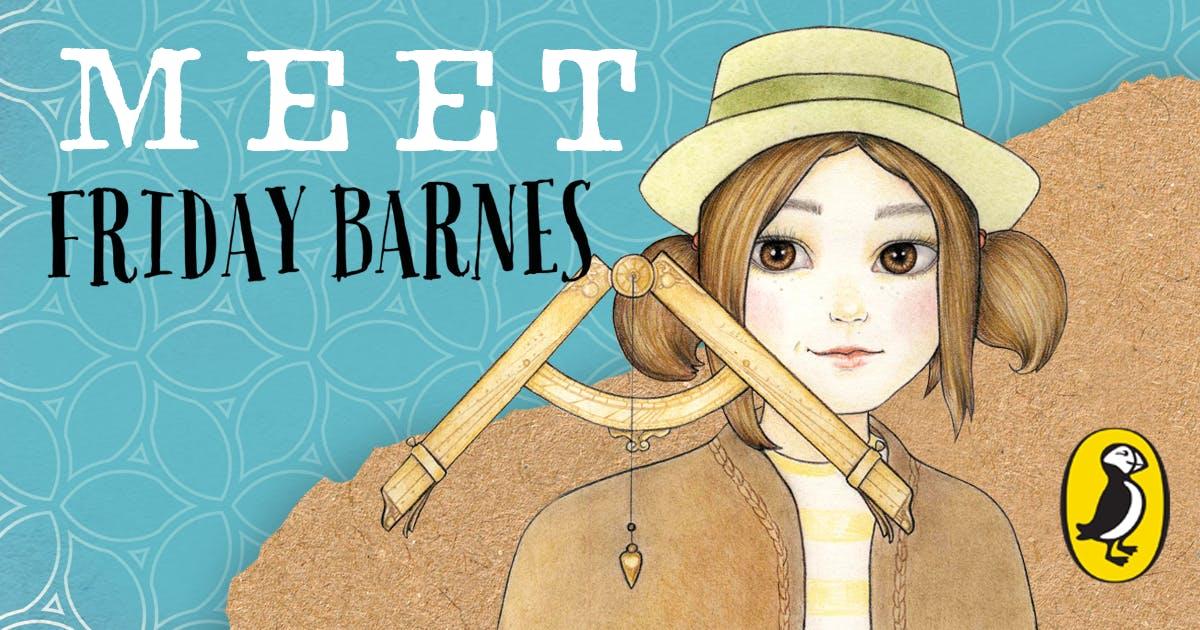 Meet Friday Barnes