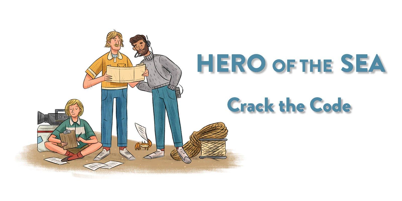 Hero of the Sea: activity