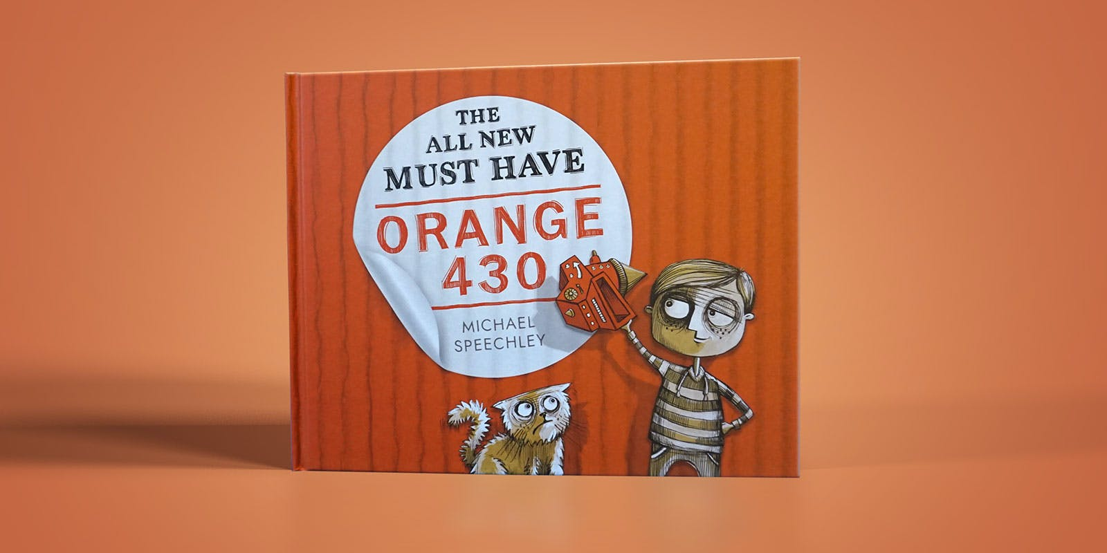 The All New Must Have Orange 430 activity pack