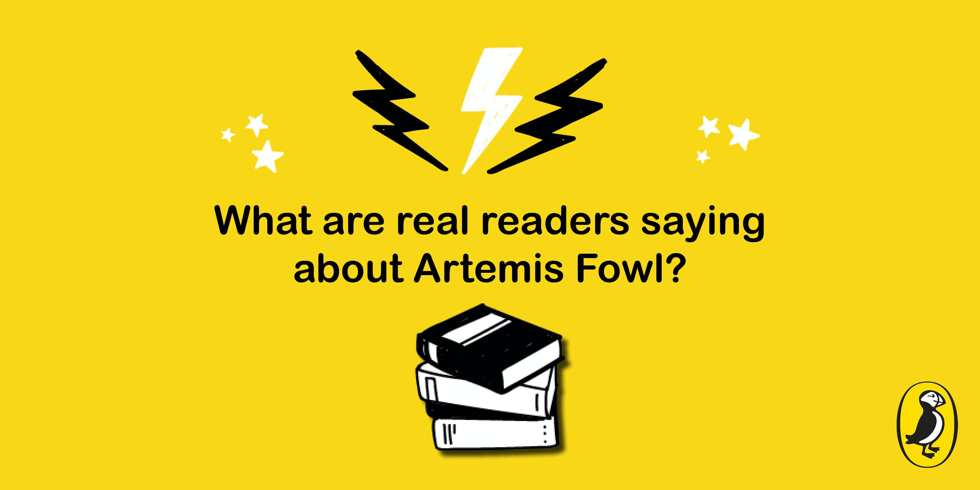 Real readers review: Artemis Fowl