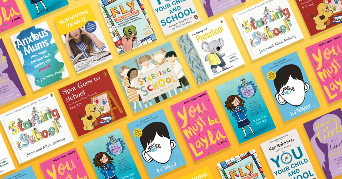 Read these books before your kids go back to school