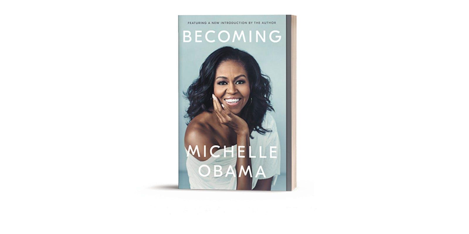 Michelle Obama: note to self