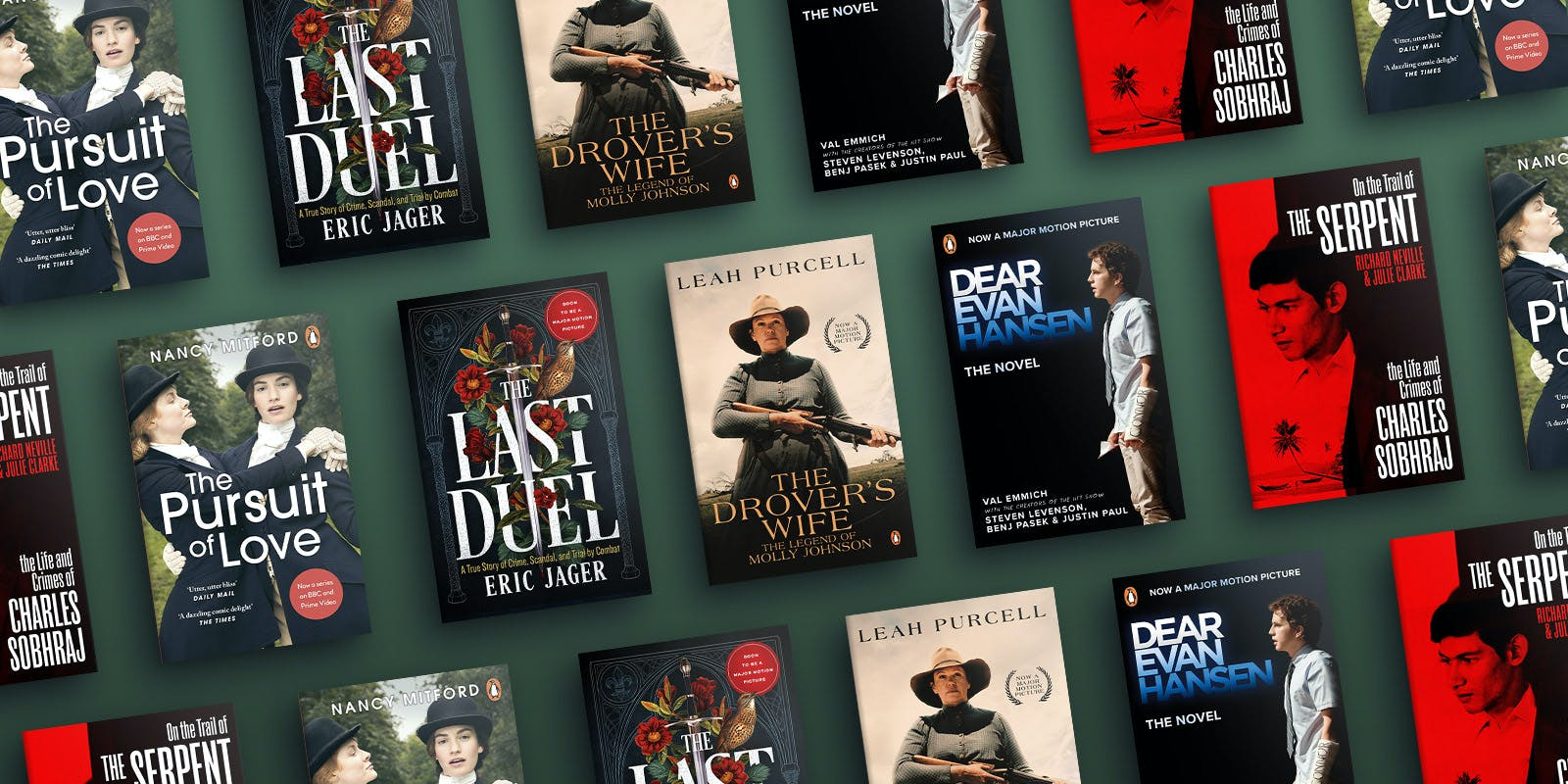 5 books to binge right now