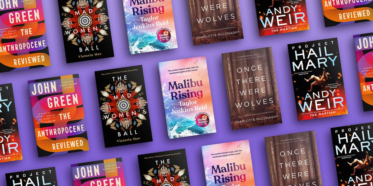 Five books to get you out of a reading rut