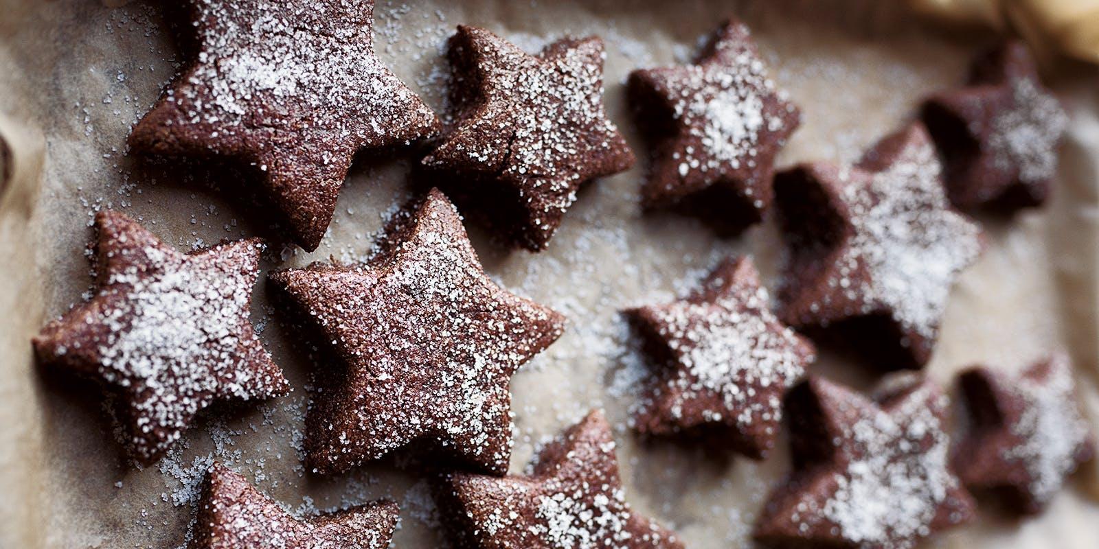 Brunsli chocolate cookies