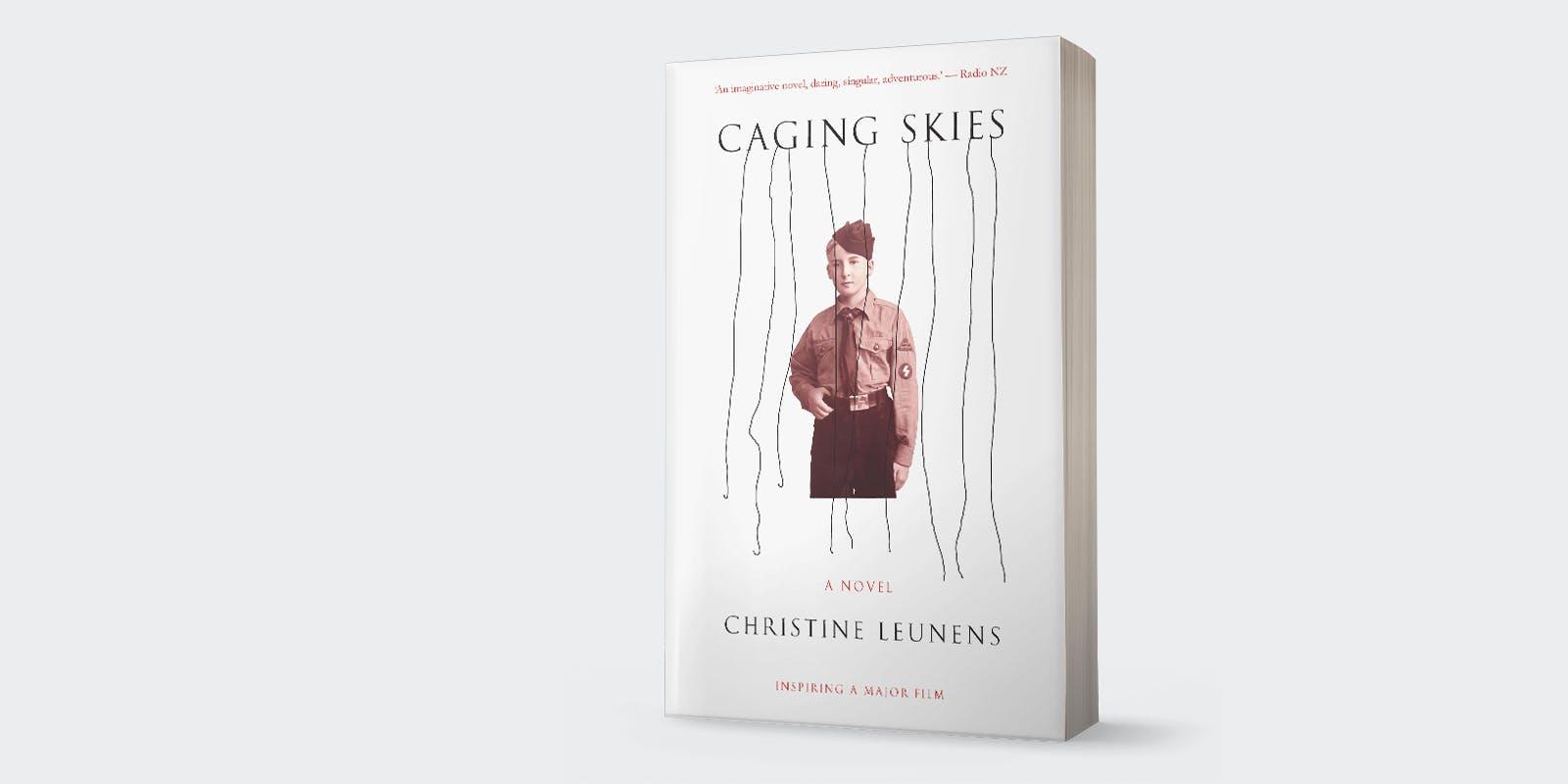 Caging Skies - book club guide