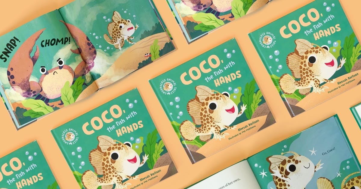 Endangered Animal Tales activity pack