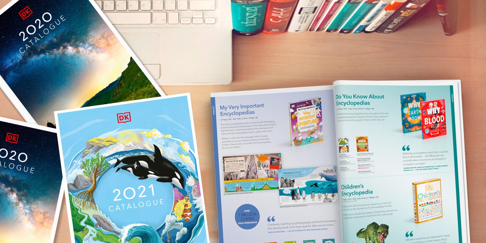 DK Catalogue 2021