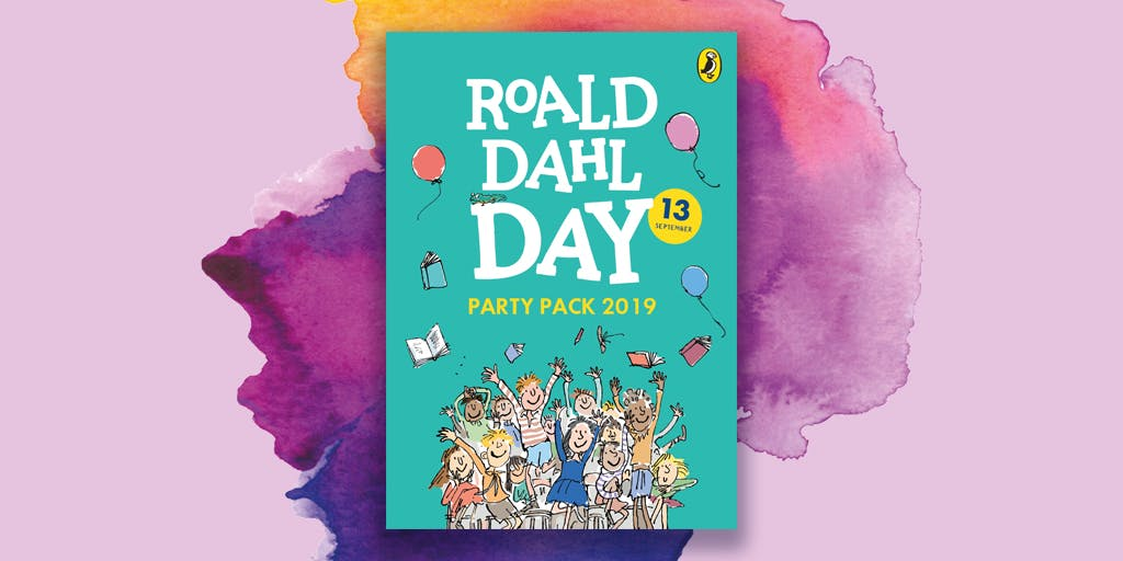 Dahl Day 2019 activity pack