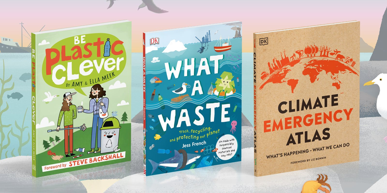 9 great environmental books for children