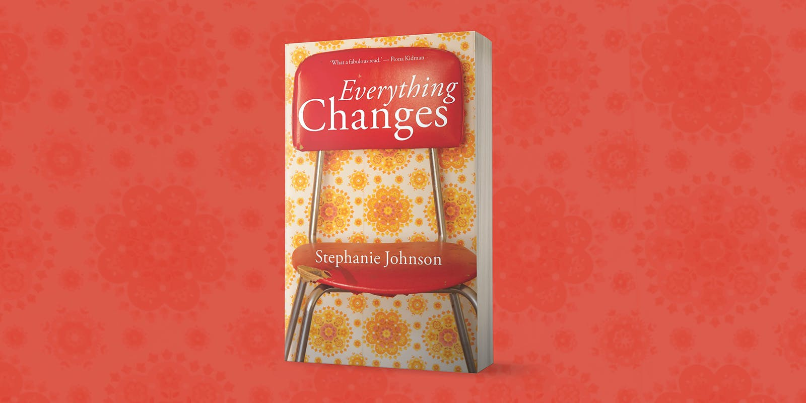 Everything Changes book club conversation starters