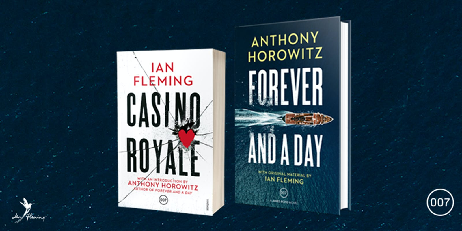 7 things to know about the new James Bond book by Anthony Horowitz