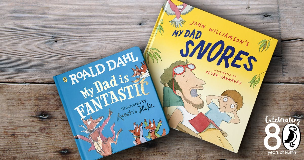 Read aloud videos by dads
