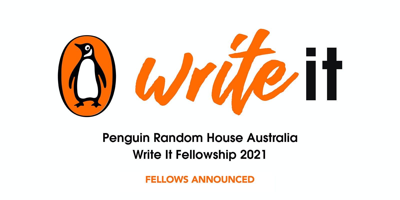 Write It Fellowship recipients 2021