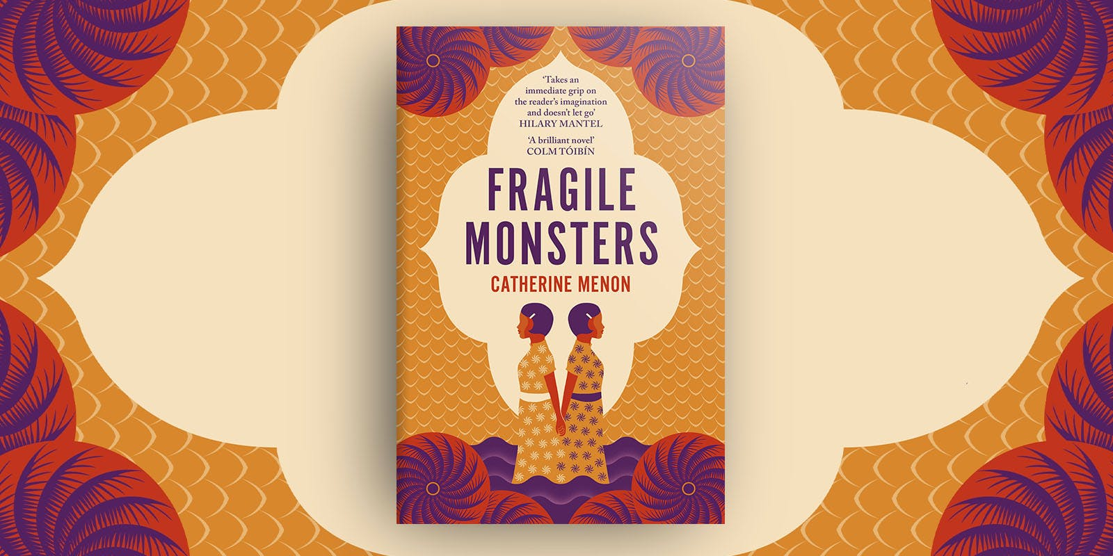Fragile Monsters book club notes