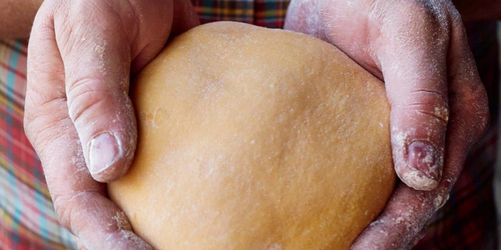 Royal pasta dough