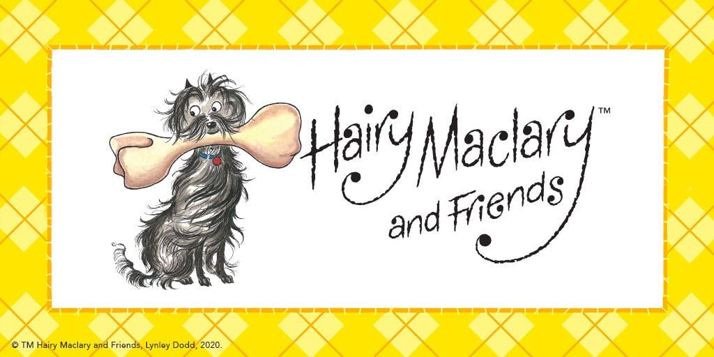 Hairy Maclary activity pack