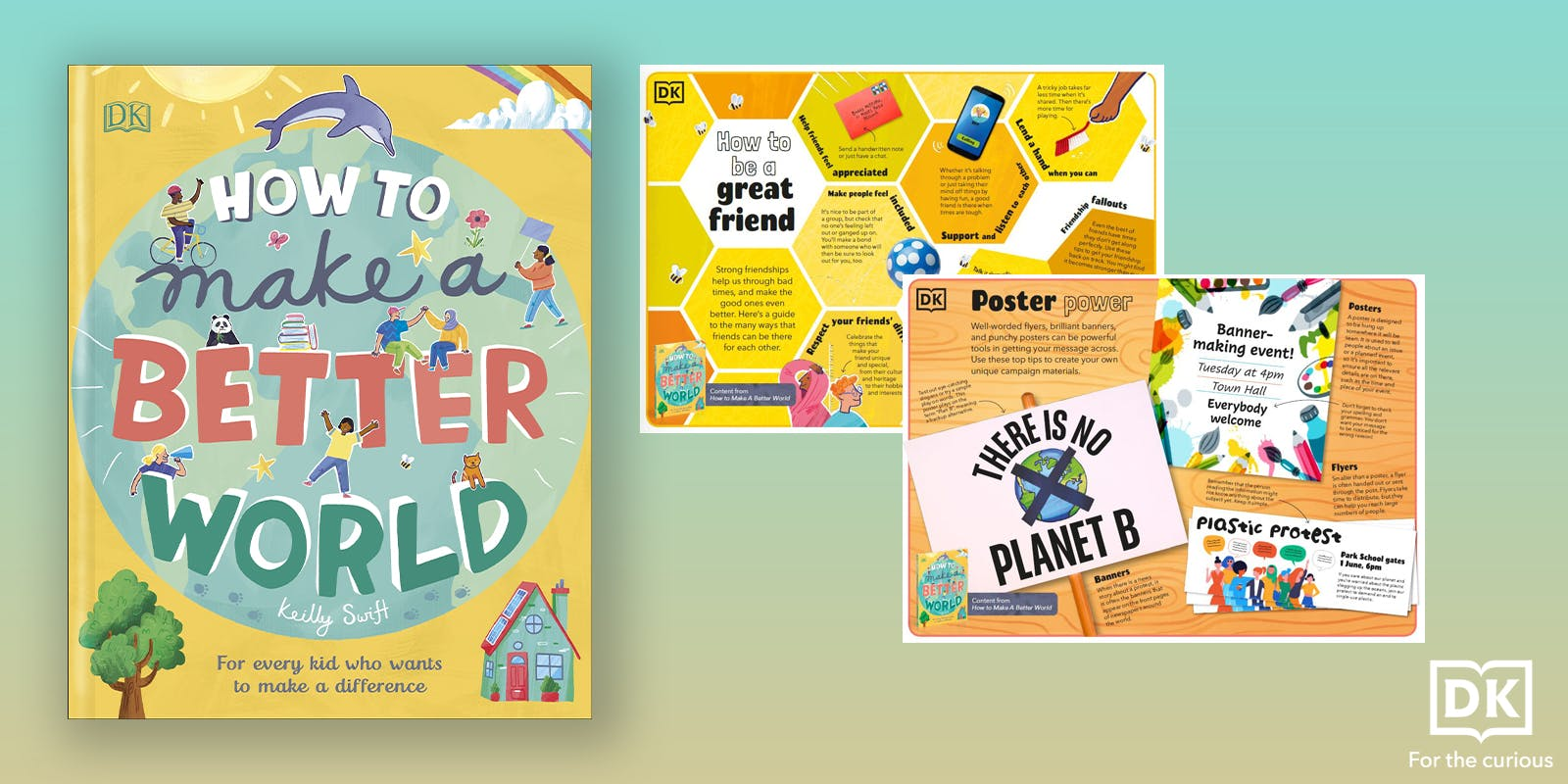 How to Make a Better World activity pack