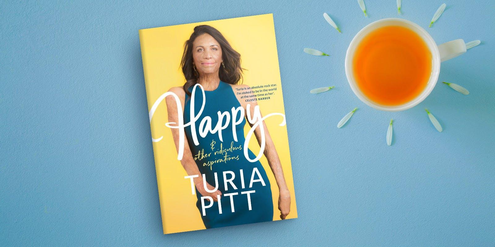 Turia Pitt Q&A