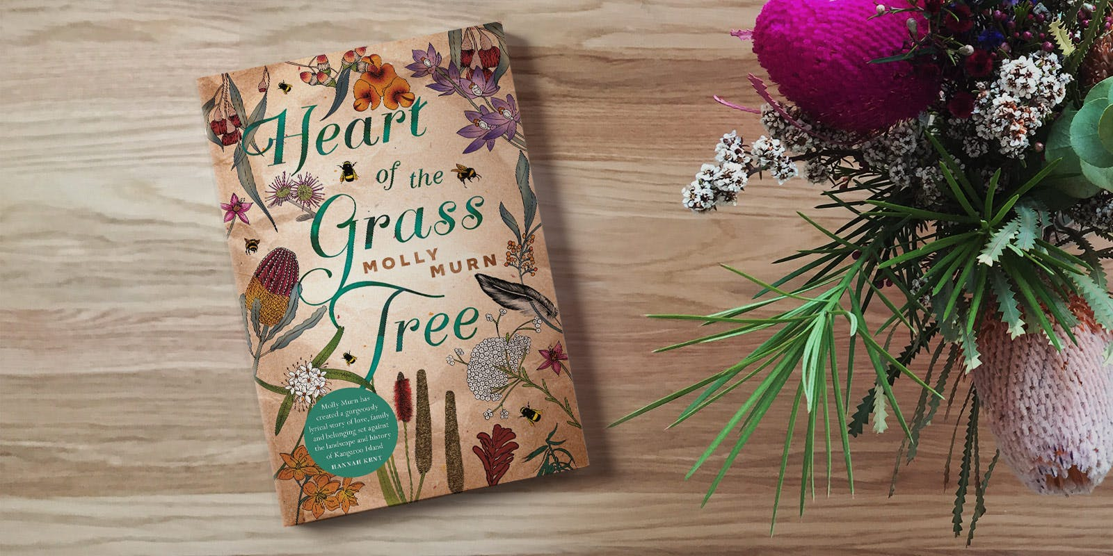 Heart of the Grass Tree book club notes
