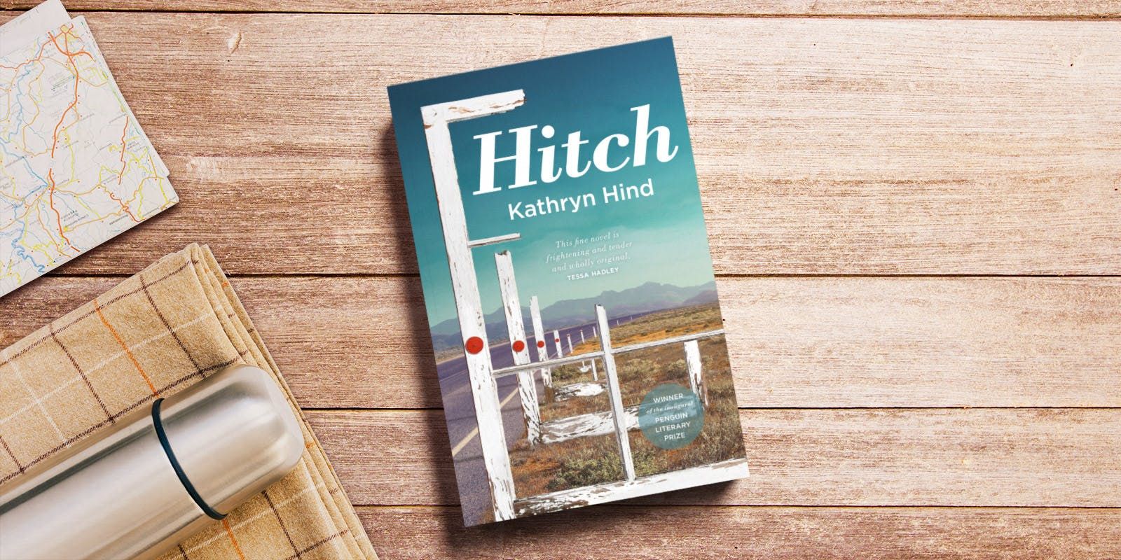 Hitchhiking with Kathryn Hind
