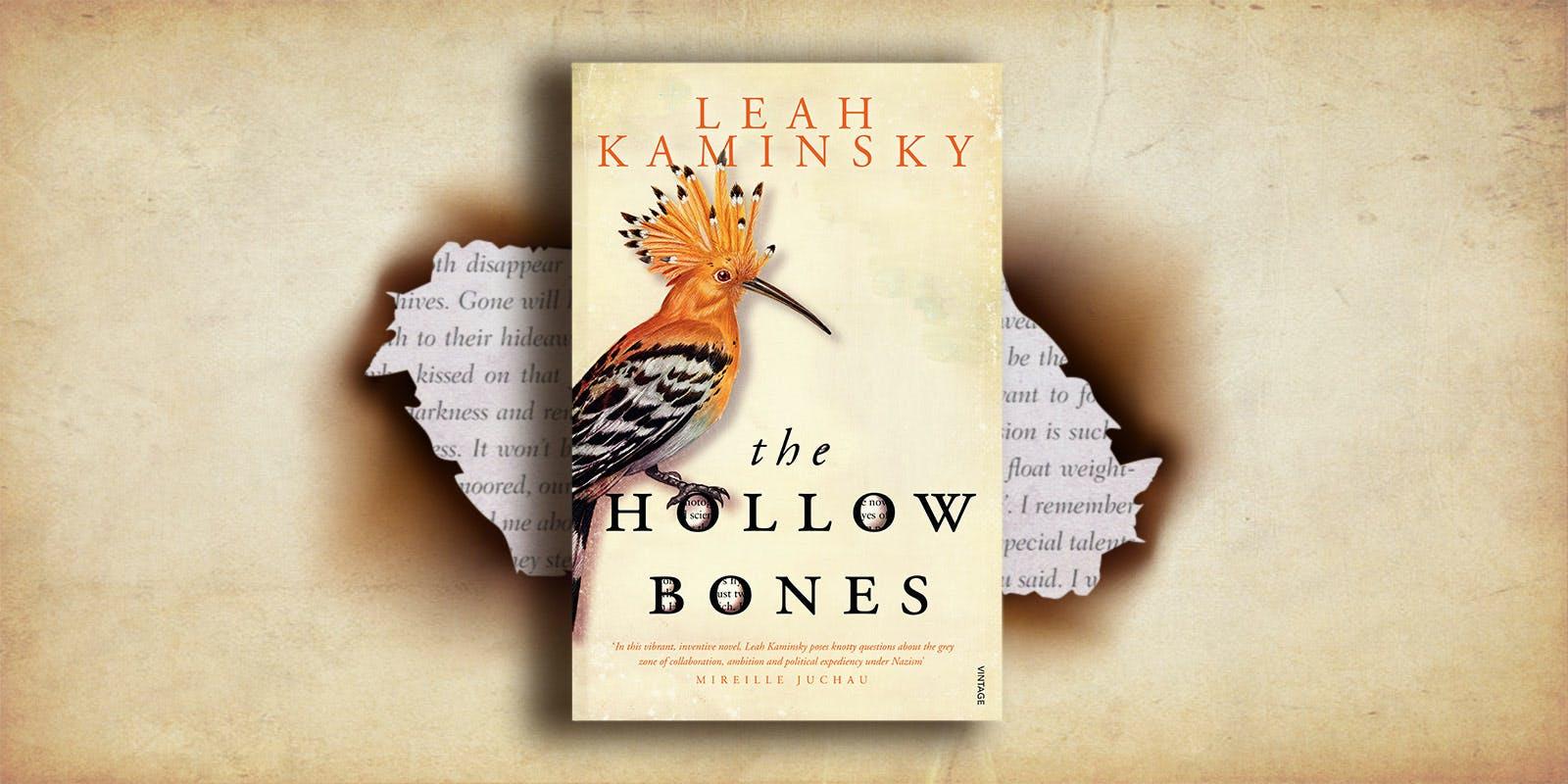 The Hollow Bones book club notes