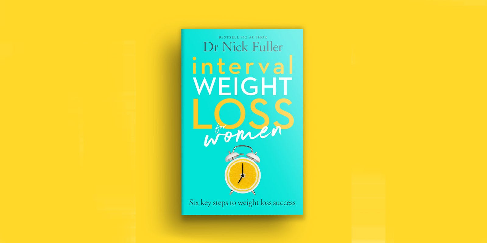 Six steps to weight-loss success