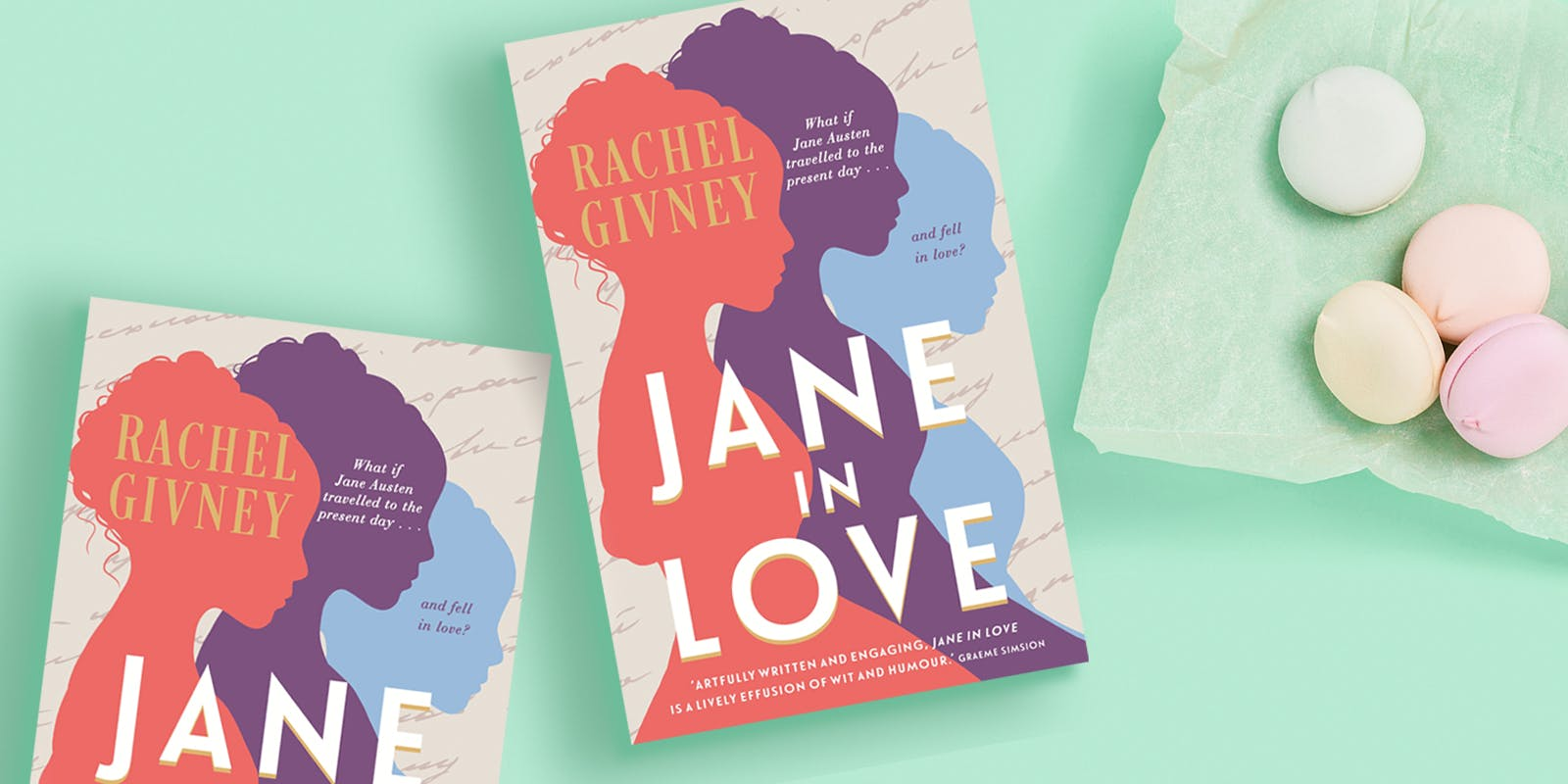 Jane in Love book club notes