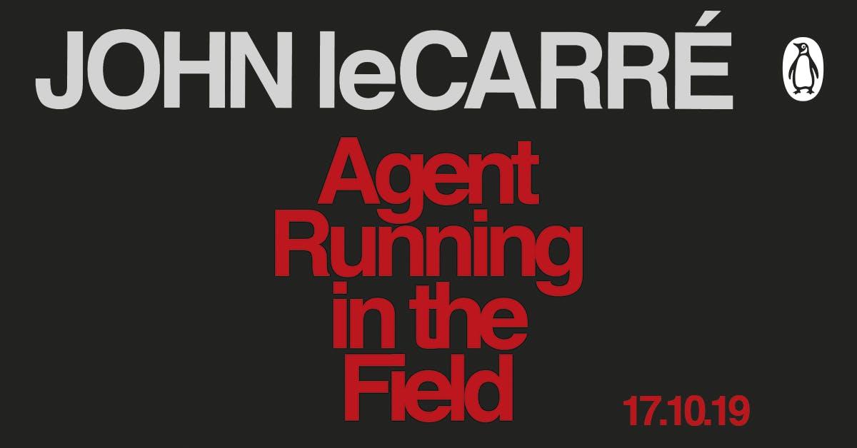 Announcing a new novel by John le Carré