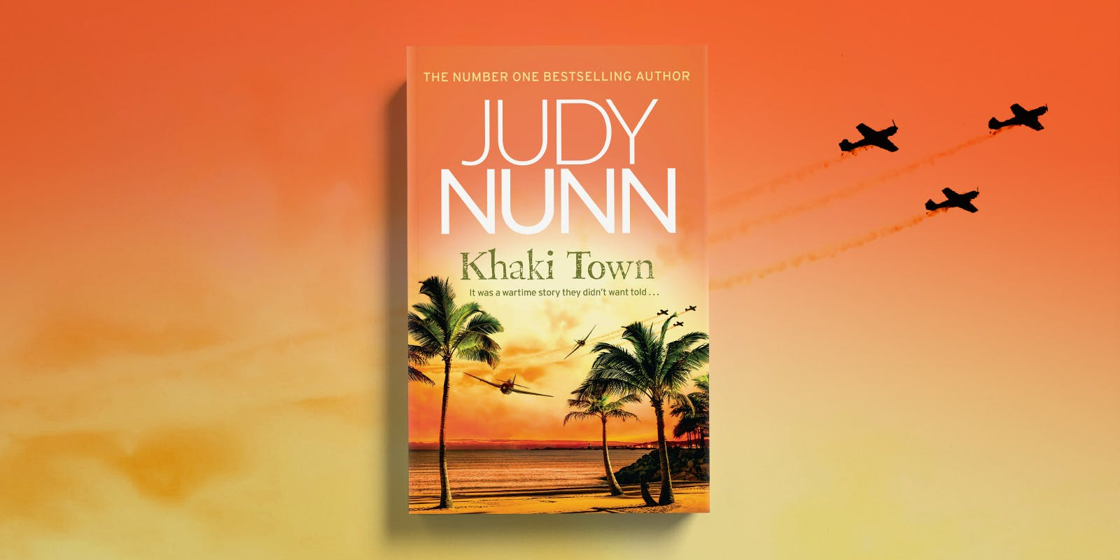 Judy Nunn Q&A