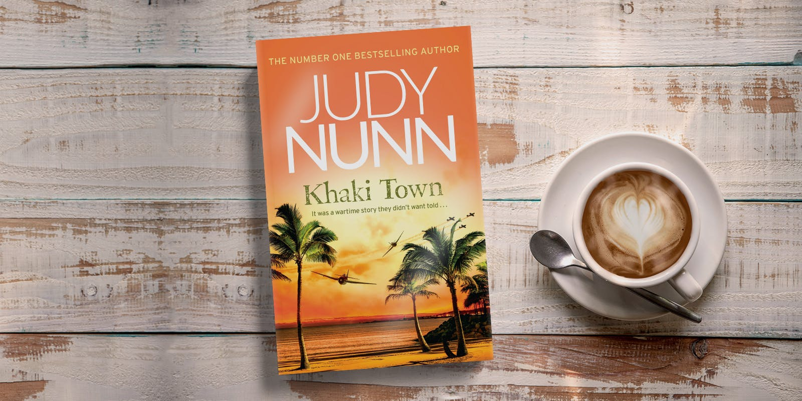 How to host a Khaki Town book group