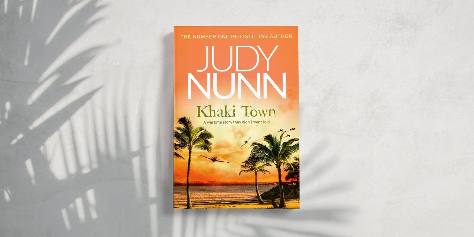 Khaki Town book club notes