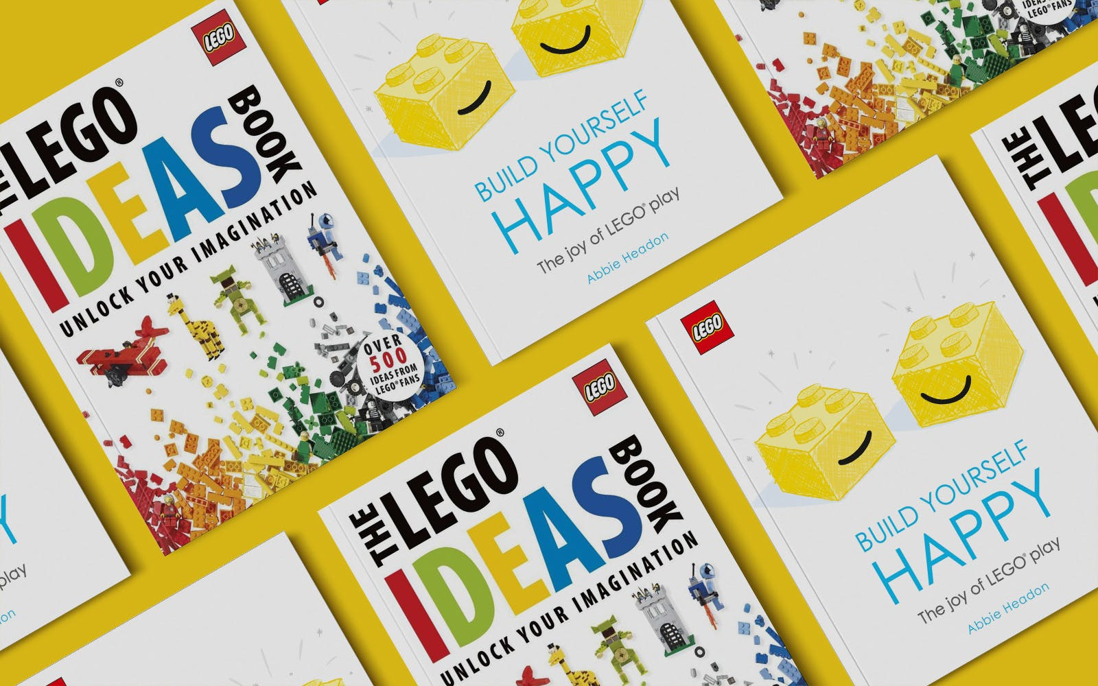 LEGO activity packs