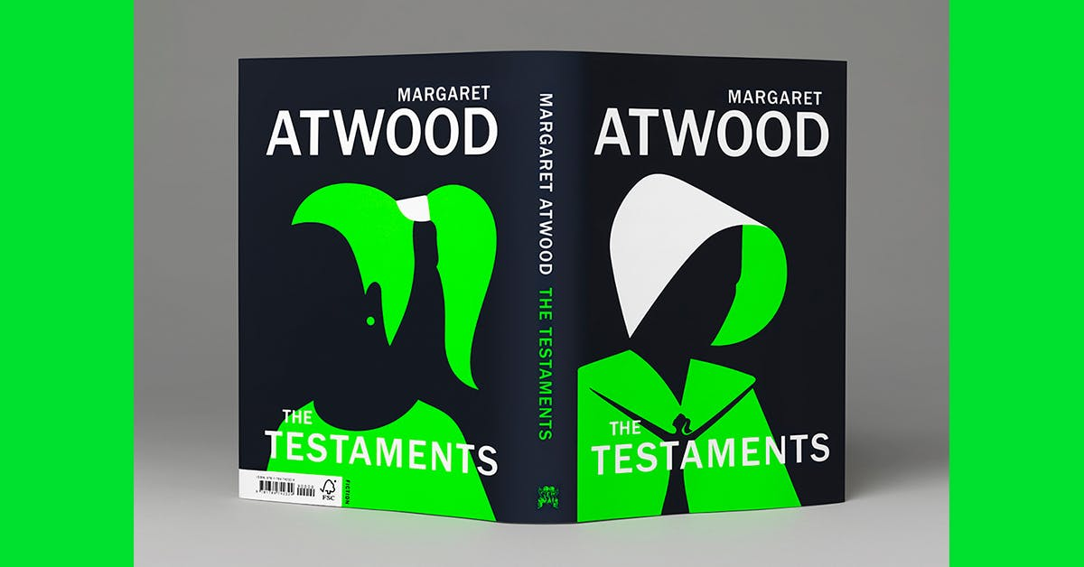 On design: The Testaments