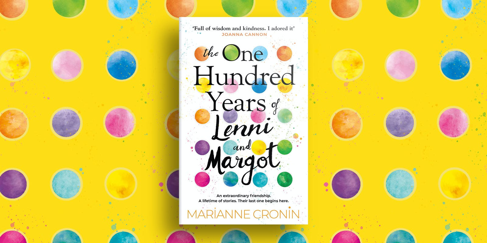 The One Hundred Years of Lenni and Margot book club notes