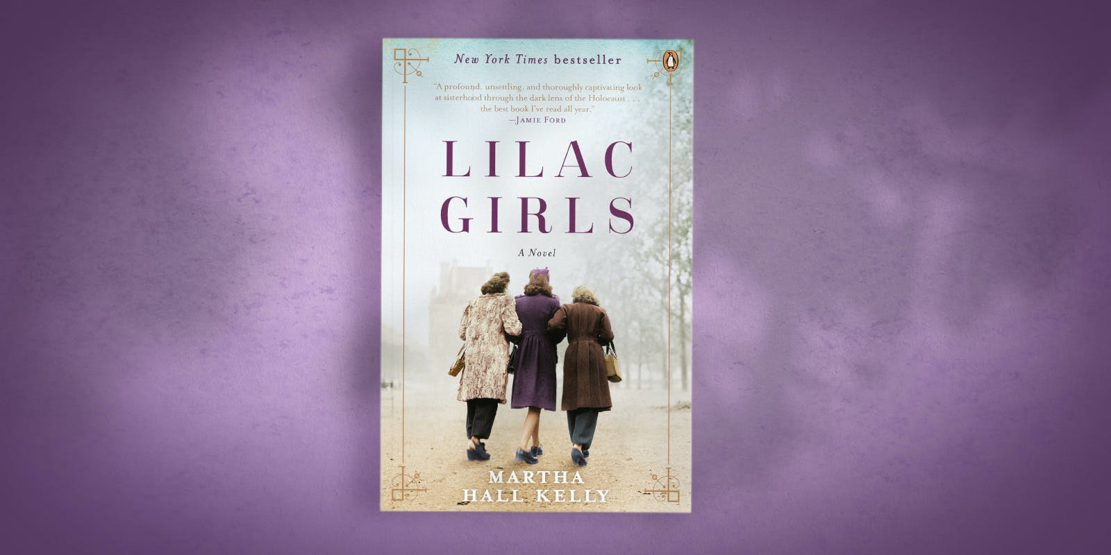 Lilac Girls book club notes