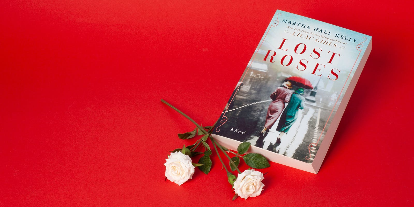 Lost Roses book club notes