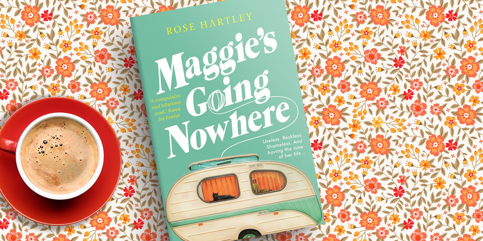 Maggie's Going Nowhere book club notes