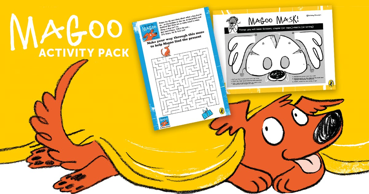 Where Are You, Magoo? Activity Pack