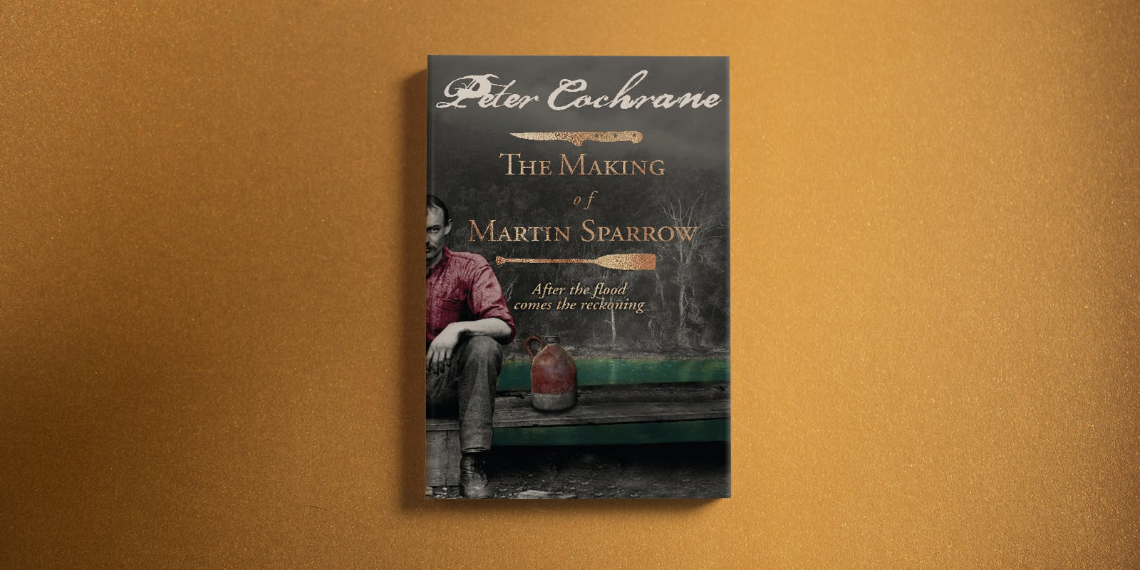 The Making of Martin Sparrow book club notes
